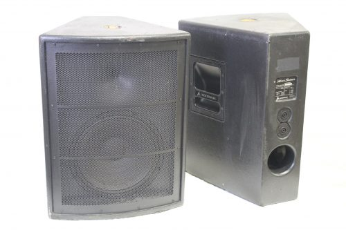 Wave Series WX12A Speakers (PAIR) front