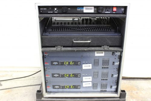 dbx Drive Rack 442 EQ & Loudspeaker Management System w/ 480R Remote & 480P (1b) on