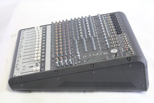 Mackie Onyx 1620 16 Channel Analog Mixer side