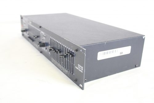 DBX 1215 Dual 15-Band 2/3 Octave Graphic E 4