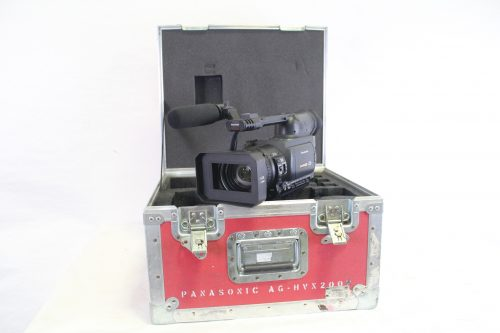 Panasonic AG-HVX200p 3-CCD P2/DVCPRO HD Format Camcorder w/ Case (FOR PARTS) main2