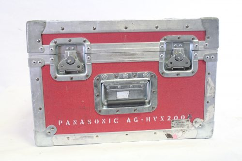 Panasonic AG-HVX200p 3-CCD P2/DVCPRO HD Format Camcorder w/ Case (FOR PARTS) c ase1