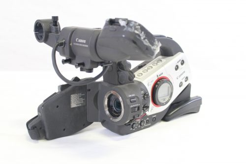 Canon XL2 MiniDV Camcorder (For Parts) front1