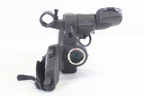 Canon XL2 MiniDV Camcorder (For Parts) side1