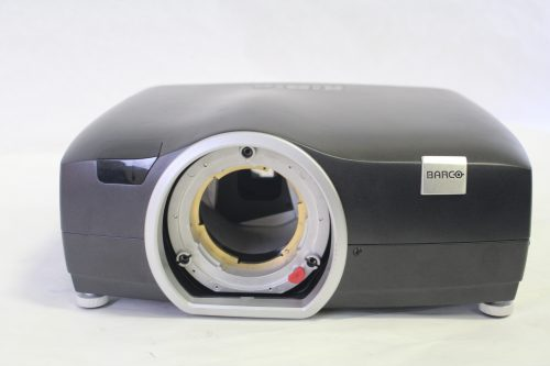 Barco F50 WQXGA Compact 120 Hz single-chip DLP projector (NO LENS) front