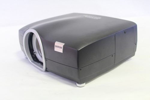 Barco F50 WQXGA Compact 120 Hz single-chip DLP projector (NO LENS) iso