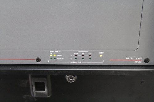 Extron Matrix 6400 Wideband Video Switcher Router in Case on