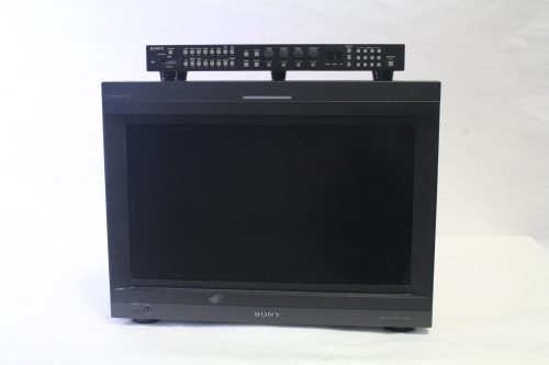Sony BVM-L230 HD LCD Master Series Monitor (Untested) front