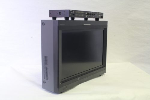 Sony BVM-L230 HD LCD Master Series Monitor (Untested) iso