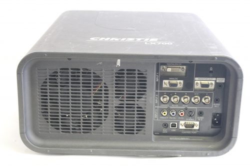 Christie LX700 LCD XGA Digital Projector (FOR PARTS) 3
