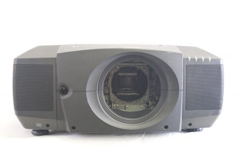 Christie LX120 LCD Projector (FOR PARTS) front