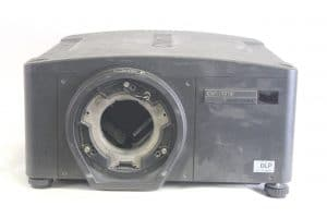 Christie Roadster S+10K-M Digital Projector (No Lens Included) front