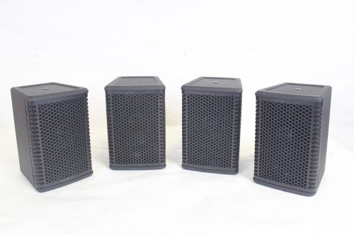 Clair Brothers 5CB Coaxial Passive Point Source Wide Dispersion Dome Tweeter (Lot of 4) front