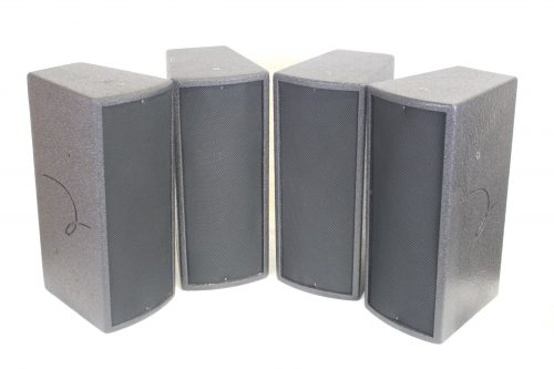 Audio Stage Design S265 Speakers w/ Case (Lot of 4) front