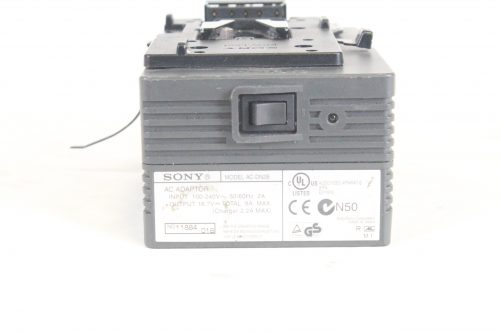 Sony AC-DN2B AC Power Supply and Battery Charger for V-Mount Equipment front