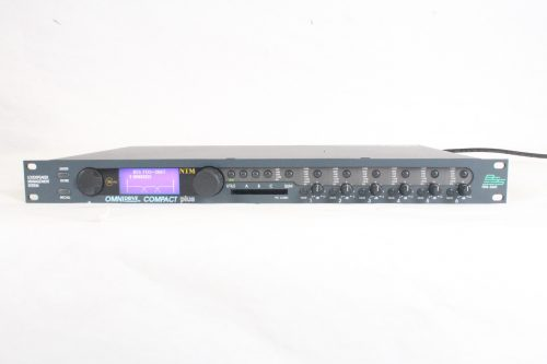 BSS Audio FDS-366T Omnidrive Compact Plus Loudspeaker Management System front
