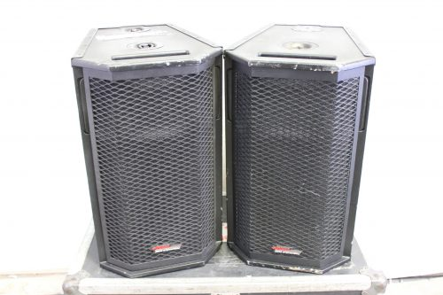 APL-500 Powered Loudspeaker Cabinet in Case (Pair) MAIN1