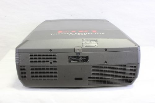 EIKI LC-XT5 Projector (No Lens Included) rear