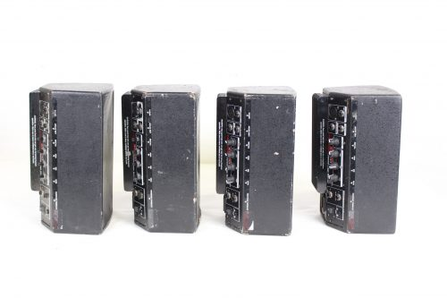 Nady Audio PM-200A Powered Stage Monitor (Lot of 4) Side