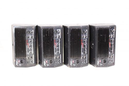 Nady Audio PM-200A Powered Stage Monitor (Lot of 4) Back