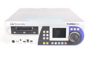 Grass Valley Turbo iDDR Intelligent Digital Disk Recorder (PARTS ONLY) - MAIN