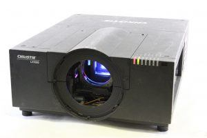 Christie LX1000 High performance LCD projector (PARTS ONLY) - MAIN