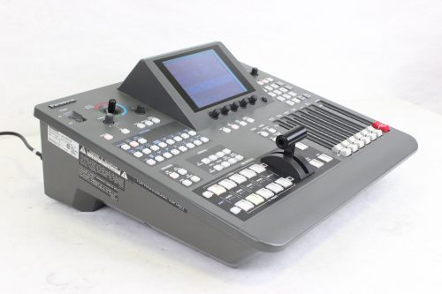 Panasonic AG-MX70 Digital AV Mixer - SIDE2