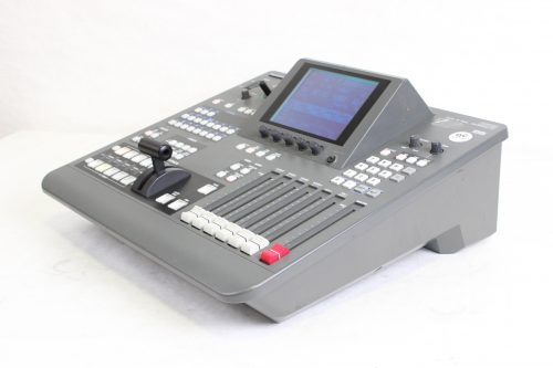 Panasonic AG-MX70 Digital AV Mixer - SIDE1