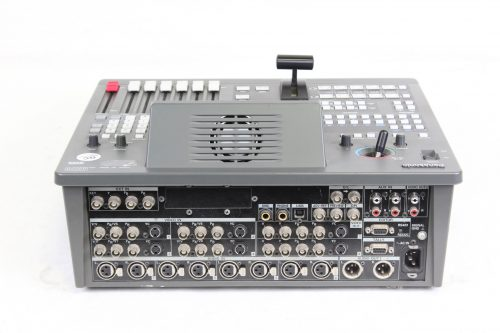 Panasonic AG-MX70 Digital AV Mixer - BACK1