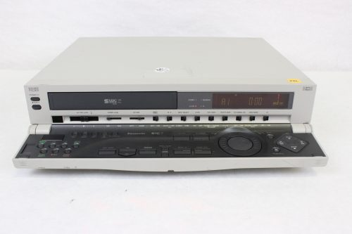 Panasonic AG-4700EY S-VHS and VHS Video Cassette Recorder Main2