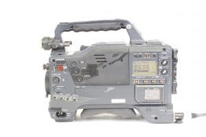 Panasonic AJ-SDX900p DVCPRO50 Camera VTR - Max 3210 Drum Hours (Lot of 7) - MAIN