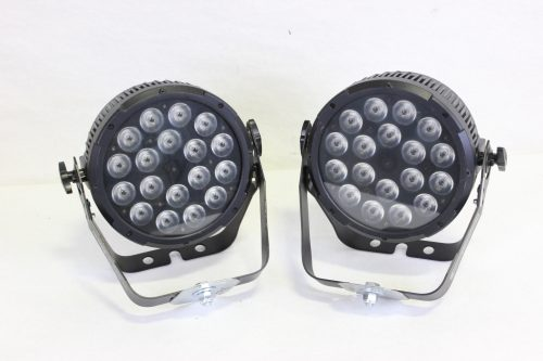 Chauvet - COLORDash Par-Quad 18 - RGBA LED Lights (PARTS ONLY) - MAIN