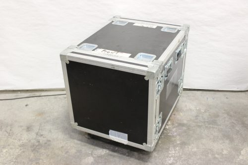"Nelson Case 31x24x29"" 10 RU ATA Amp Rack Case w/ Wheels Main"