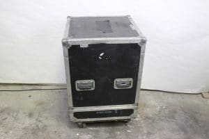 "24x24x36"" Amp Rack 14 RU ATA Road Case w/ Wheels Main"