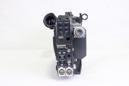 Sony DXC-D35WS + CA-TX7 Video Camera w/ DXF-801 Viewfinder