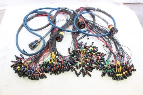 Whirlwind Concert 58 48 Ch Box & W4CRP 176 Pin w/ (6) Cable - CABLE1