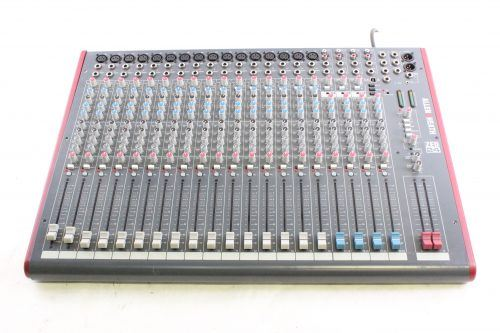 Allen & Heath - ZED 24 - Bus Mixer - MAIN