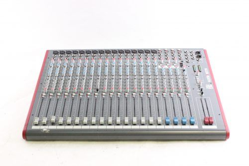 Allen & Heath - ZED 24 - Bus Mixer (PARTS ONLY) - MAIN