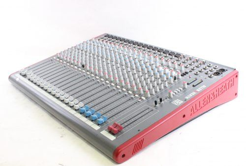 Allen & Heath - ZED 24 - Bus Mixer (PARTS ONLY) - SIDE1