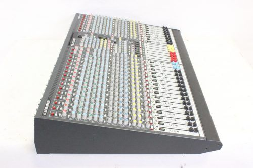 Allen & Heath GL2400-424 Mixer 4 bus 22 mono 2 stereo 6 aux w/Case - SIDE1