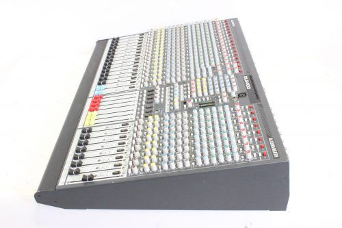 Allen & Heath GL2400-424 Mixer 4 bus 22 mono 2 stereo 6 aux w/Case - SIDE2