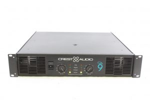 CREST AUDIO CA9 Professional Power Amplifier - MAIN