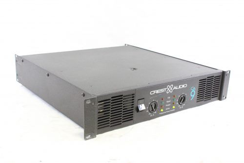 CREST AUDIO CA9 Professional Power Amplifier - SIDE1
