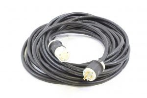 HUBBEL HBL2321 (L6-20P) Male to HBL2323 (L6-20R) Female 20A/250V - 45' Cable - MAIN