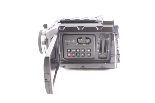Blackmagic Design Ursa Mini PL 4K Camcorder - SIDE1