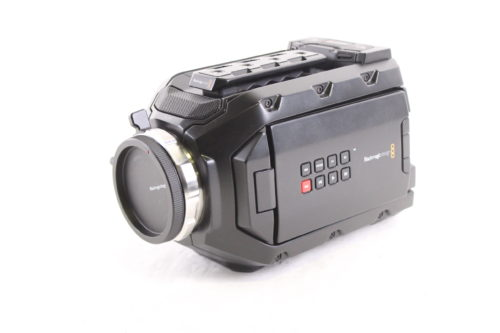Blackmagic Design Ursa Mini PL 4K Camcorder - SIDE2