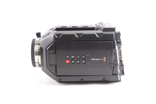 Blackmagic Design Ursa Mini PL 4K Camcorder - SIDE3