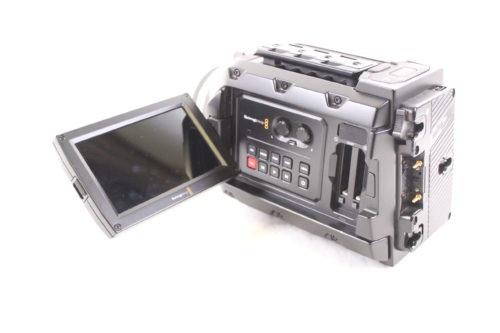 Blackmagic Design Ursa Mini PL 4K Camcorder - MAIN
