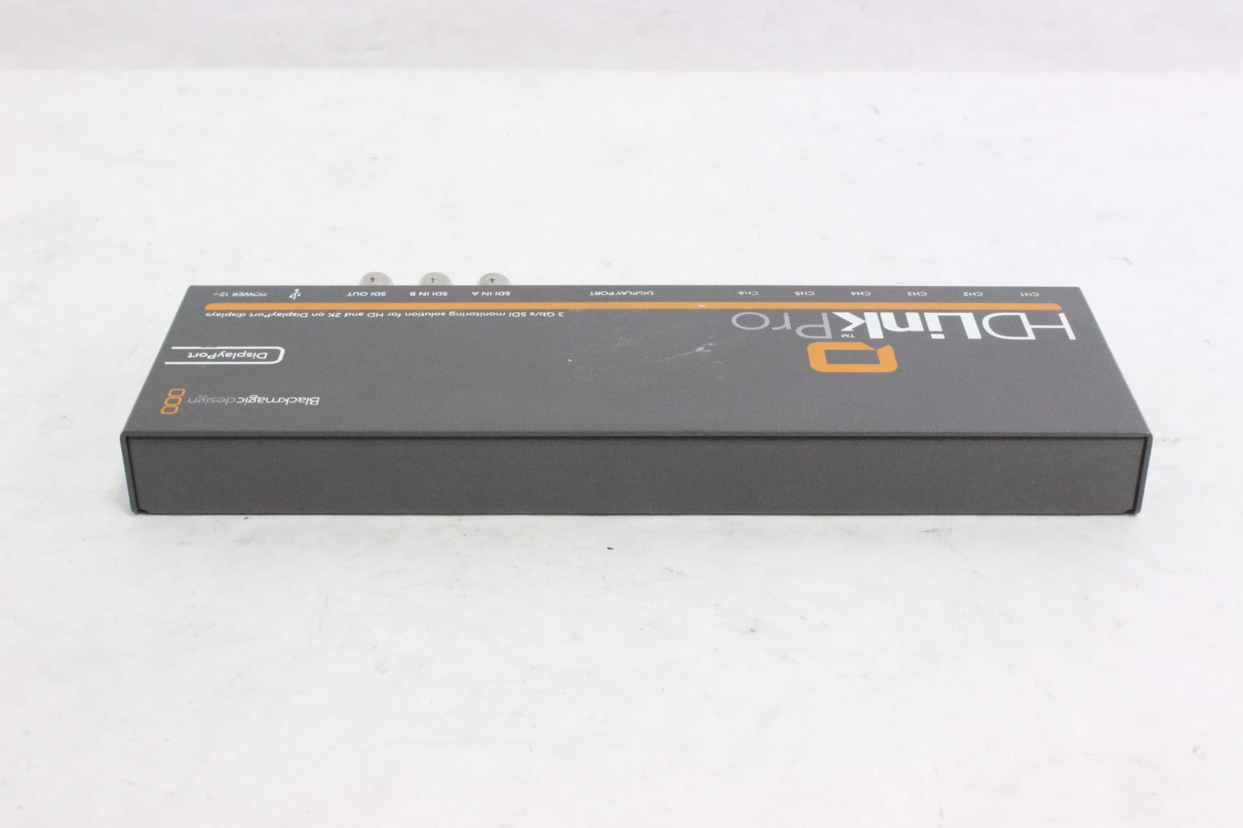 Blackmagic Design Hdlink Pro 3d Displayport Av Gear