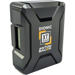 JVC DIONICXT90GM ANTON-BAUER DIONIC XT90 GOLD MOUNT BATTERY MAIN